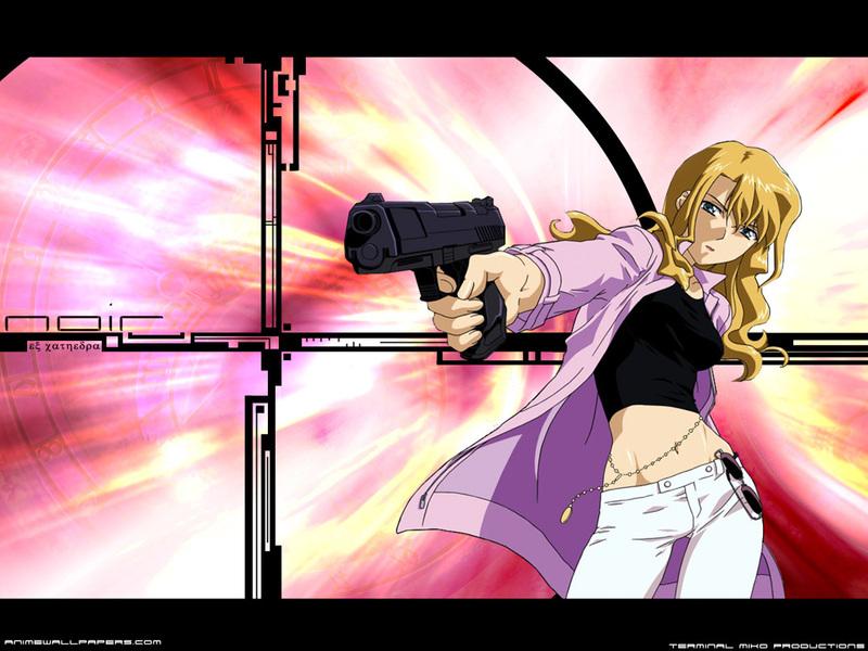Noir Anime Wallpaper # 24
