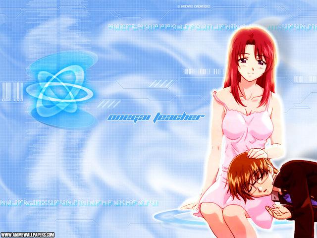 Onegai Teacher Anime Wallpaper #16
