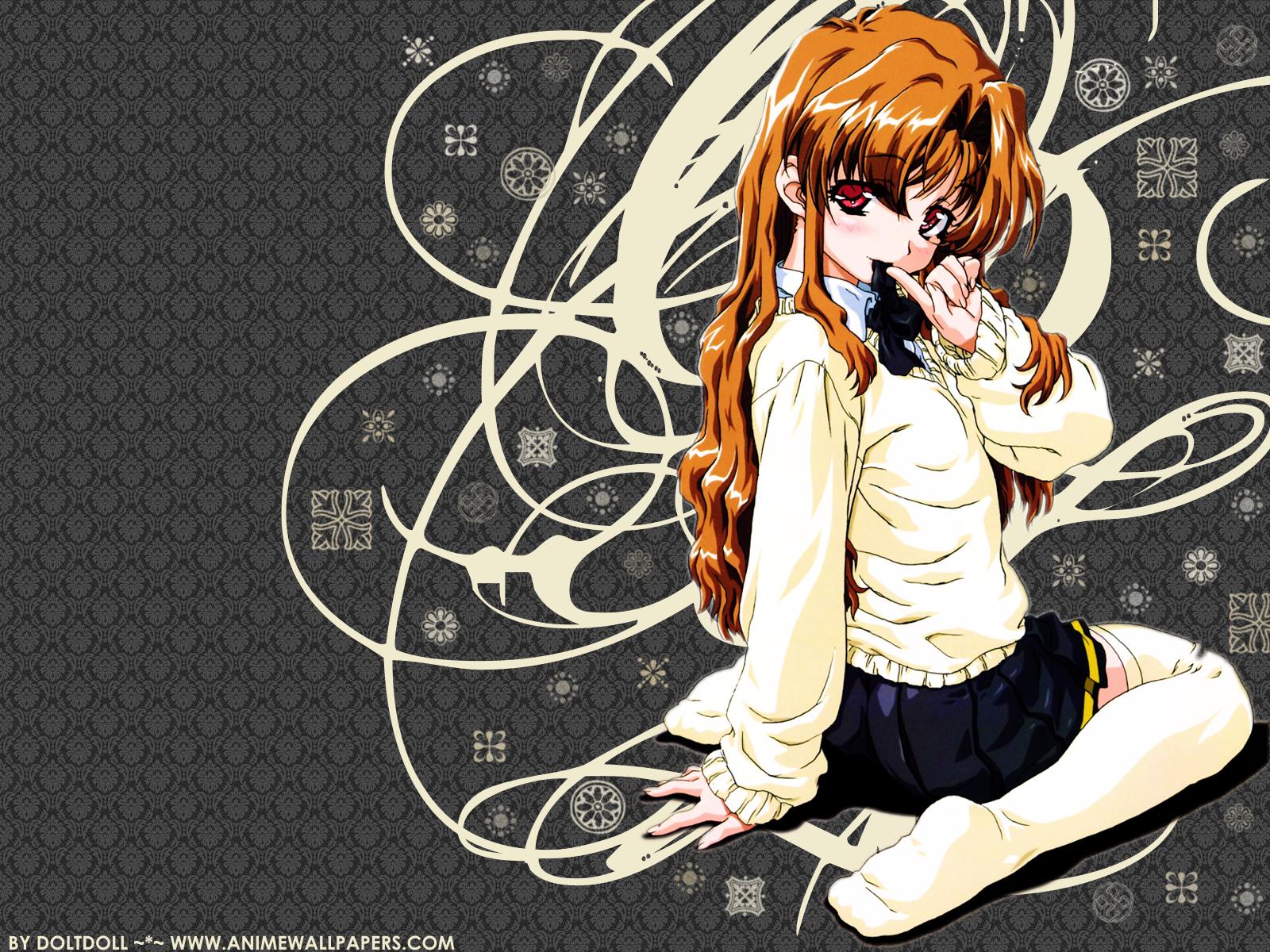 Onegai Twins Anime Wallpaper # 7