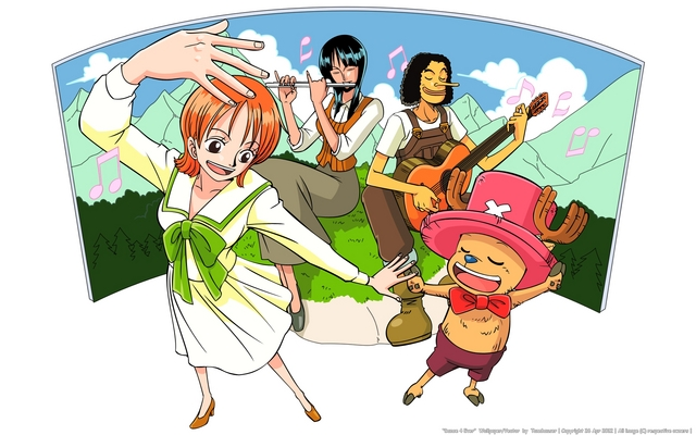 One Piece Anime Wallpaper #10