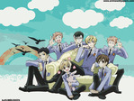 Ouran High School Host Club Anime Wallpaper # 3
