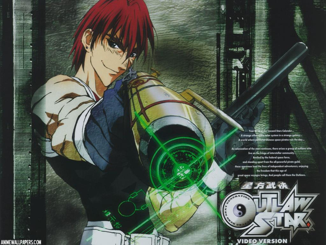 Outlaw Star Anime Wallpaper #1