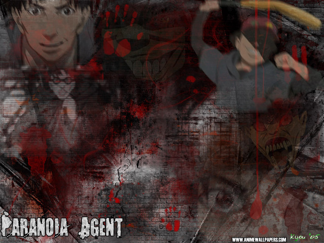 Paranoia Agent Anime Wallpaper #2