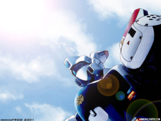 Patlabor Anime Wallpaper #4
