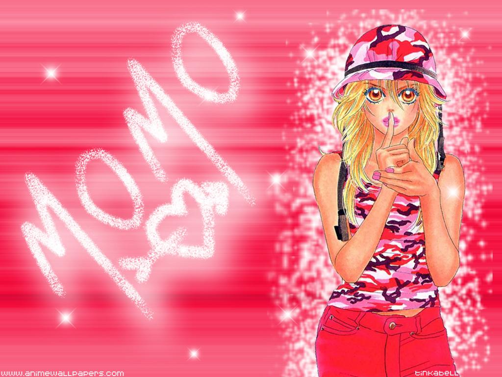 Peach Girl Anime Wallpaper # 2