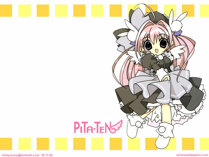 Pita Ten Anime Wallpaper # 2