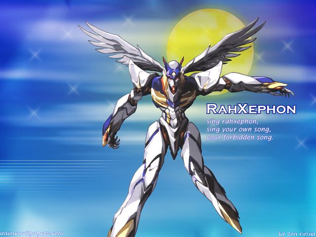 Rahxephon Anime Wallpaper #1