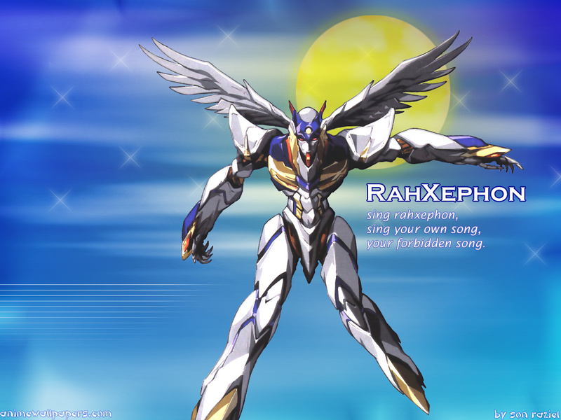 Rahxephon Anime Wallpaper # 1