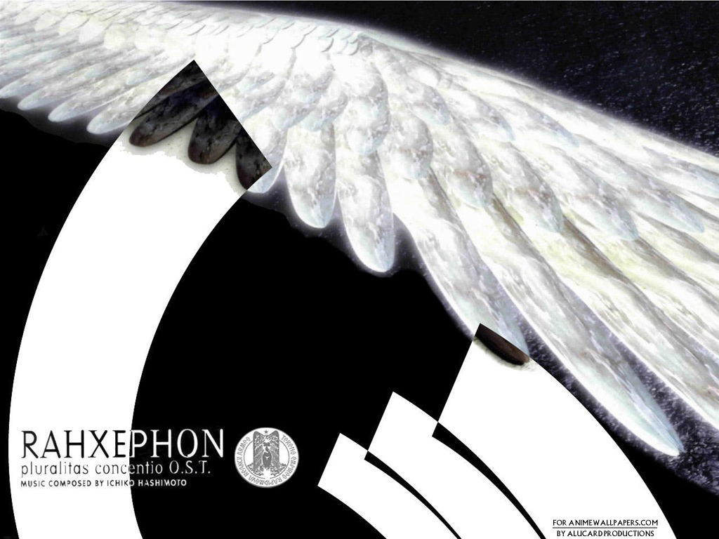 Rahxephon Anime Wallpaper # 3