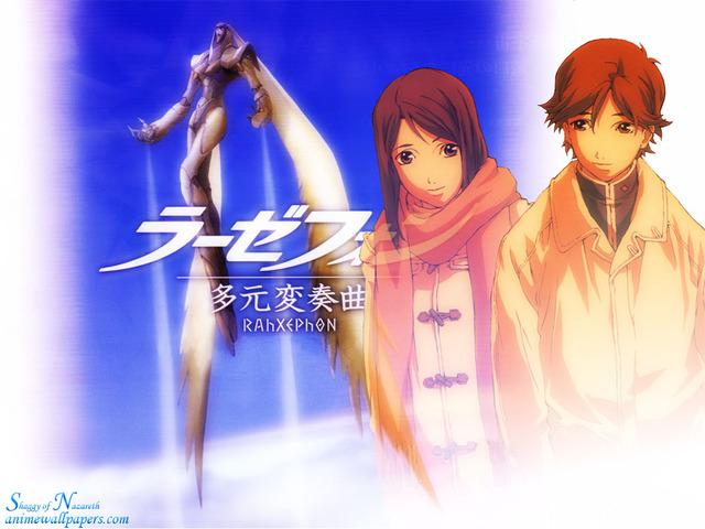 Rahxephon Anime Wallpaper #6