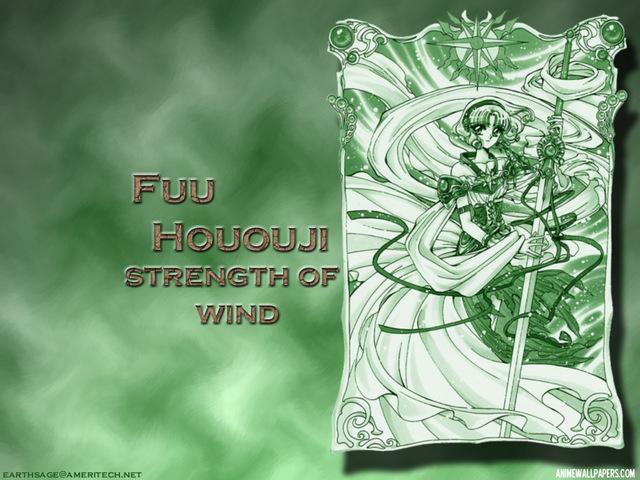 Magic Knight Rayearth Anime Wallpaper #16