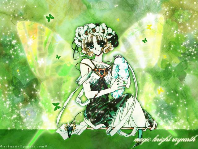Magic Knight Rayearth Anime Wallpaper #18