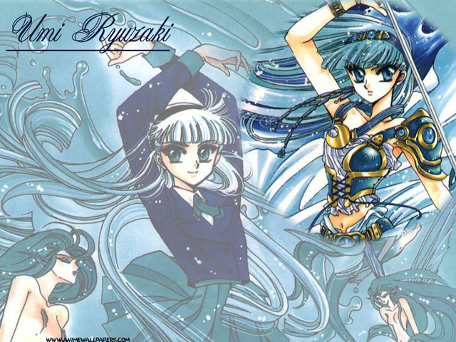 Magic Knight Rayearth Anime Wallpaper #1