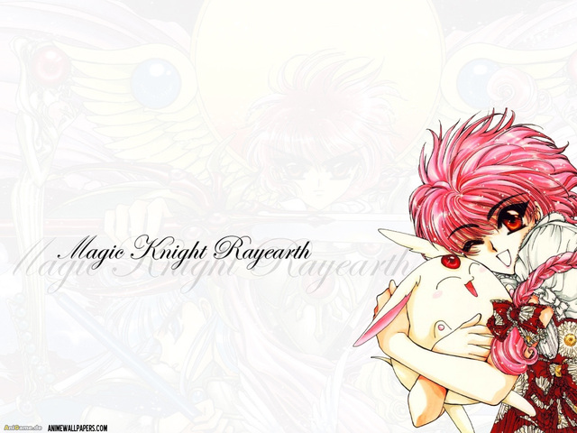 Magic Knight Rayearth Anime Wallpaper #3