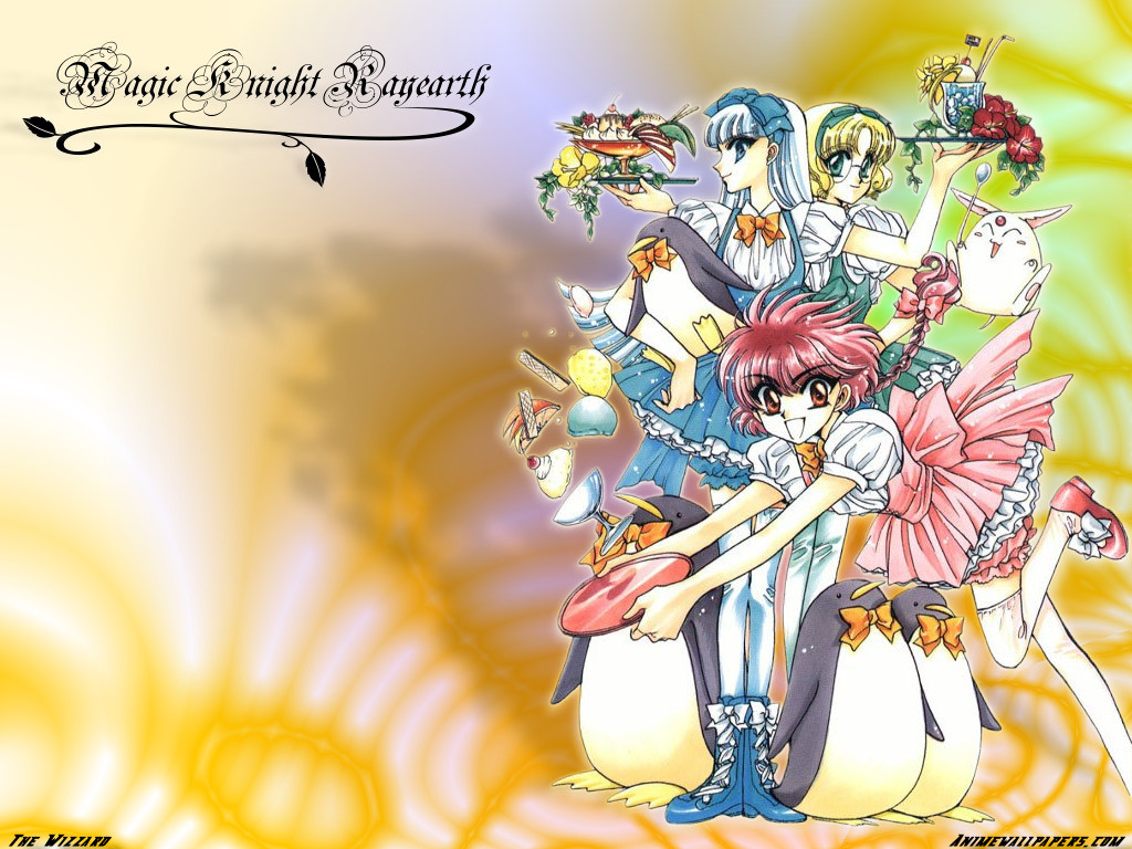 Magic Knight Rayearth Anime Wallpaper # 4