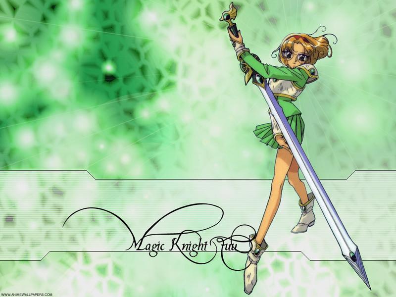 Magic Knight Rayearth Anime Wallpaper # 8