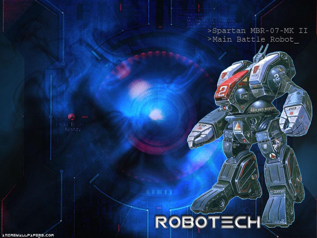 Robotech Anime Wallpaper # 1