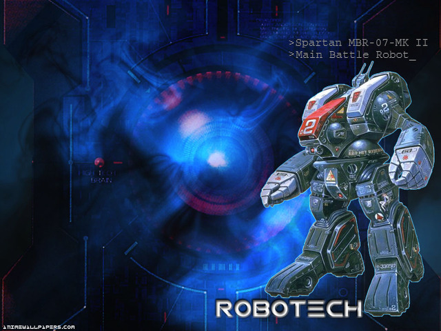 Robotech Anime Wallpaper #1