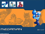 Rockman Anime Wallpaper # 3