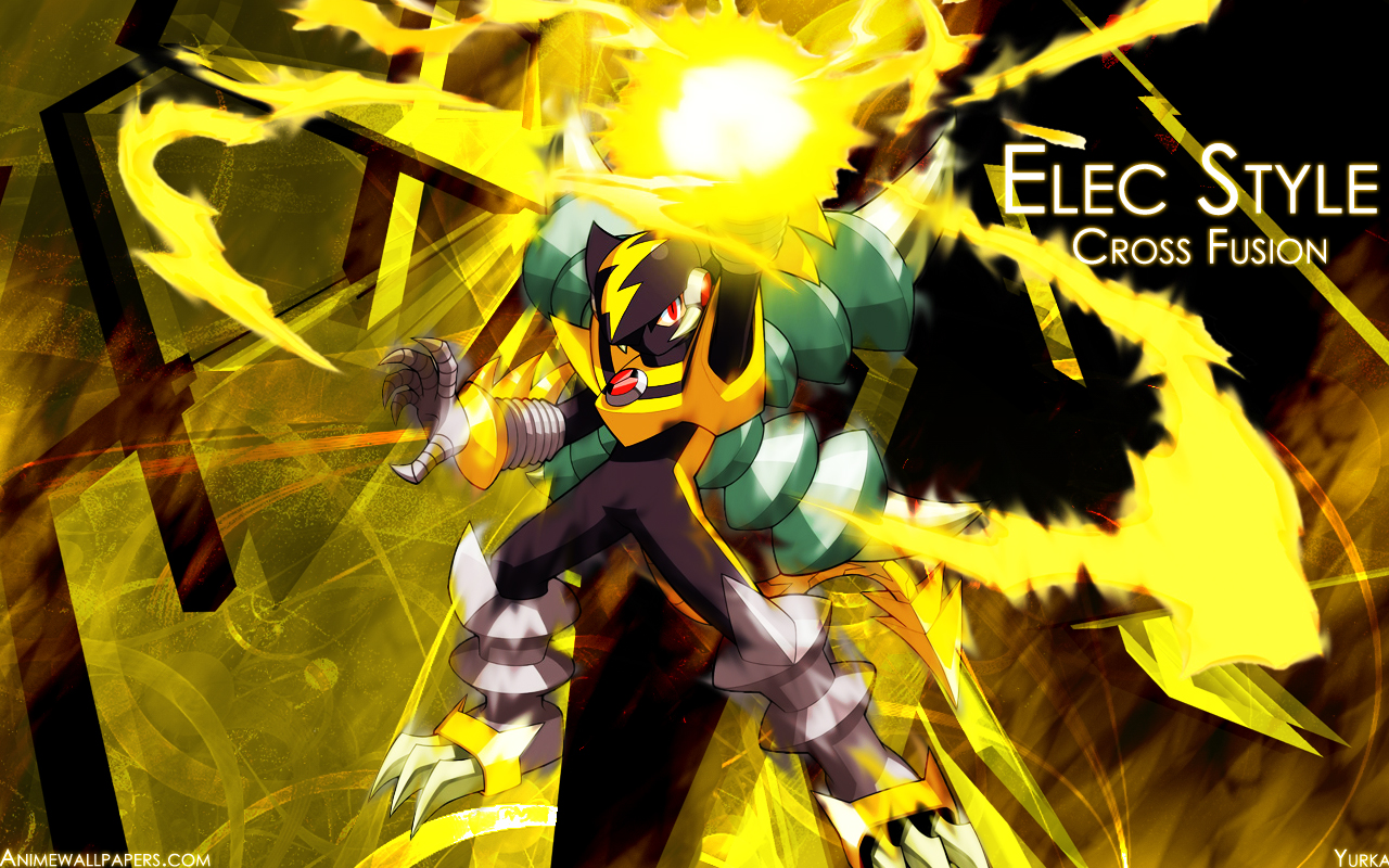 Rockman Anime Wallpaper # 9