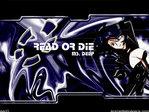 Read Or Die OVA Anime Wallpaper # 2