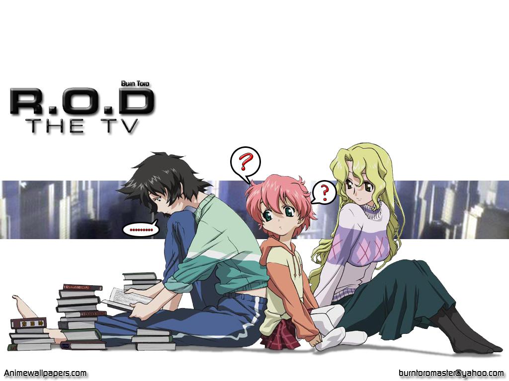 Read Or Die OVA Anime Wallpaper # 4