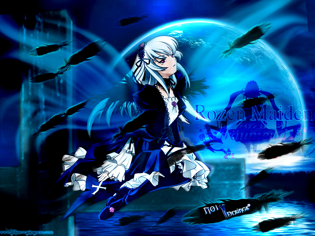 Rozen Maiden Anime Wallpaper # 13