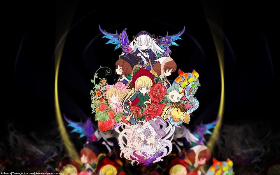 Rozen Maiden Anime Wallpaper # 15