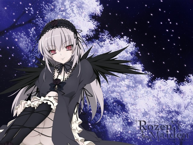 Rozen Maiden Anime Wallpaper #19