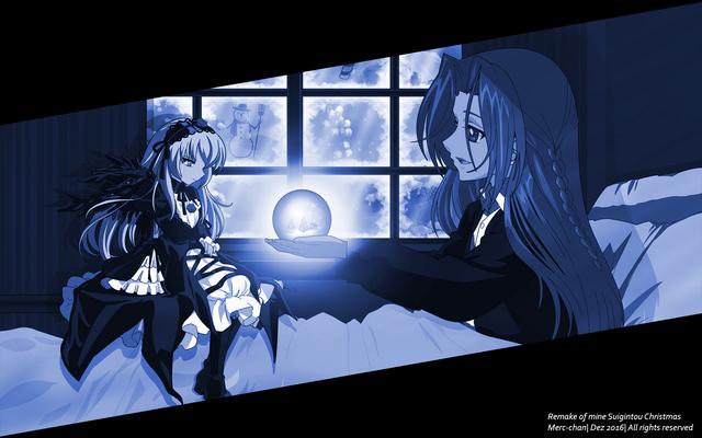 Rozen Maiden Anime Wallpaper #20