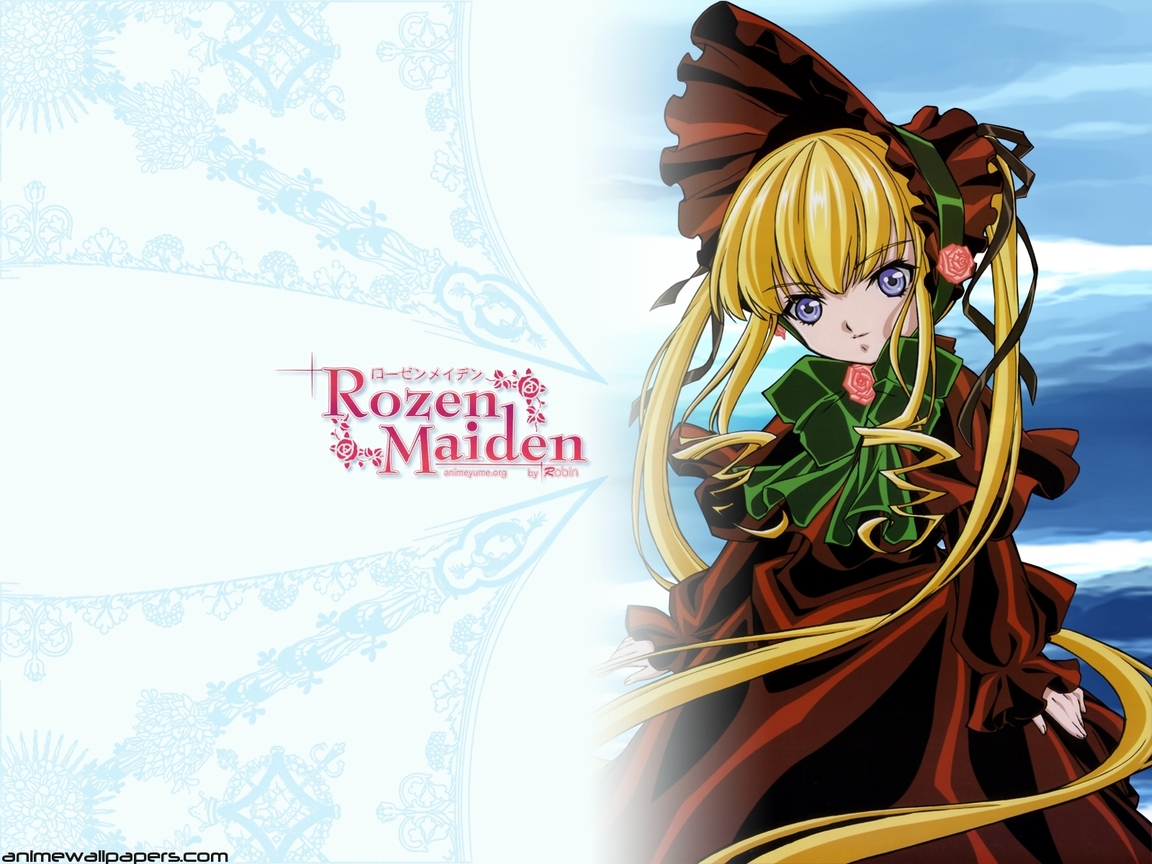 Rozen Maiden Anime Wallpaper # 7