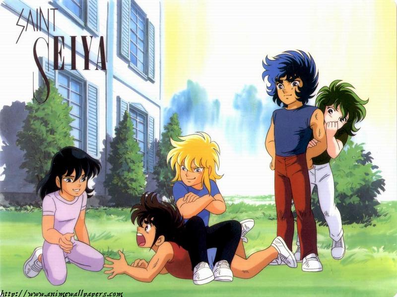 Saint Seiya Anime Wallpaper # 1