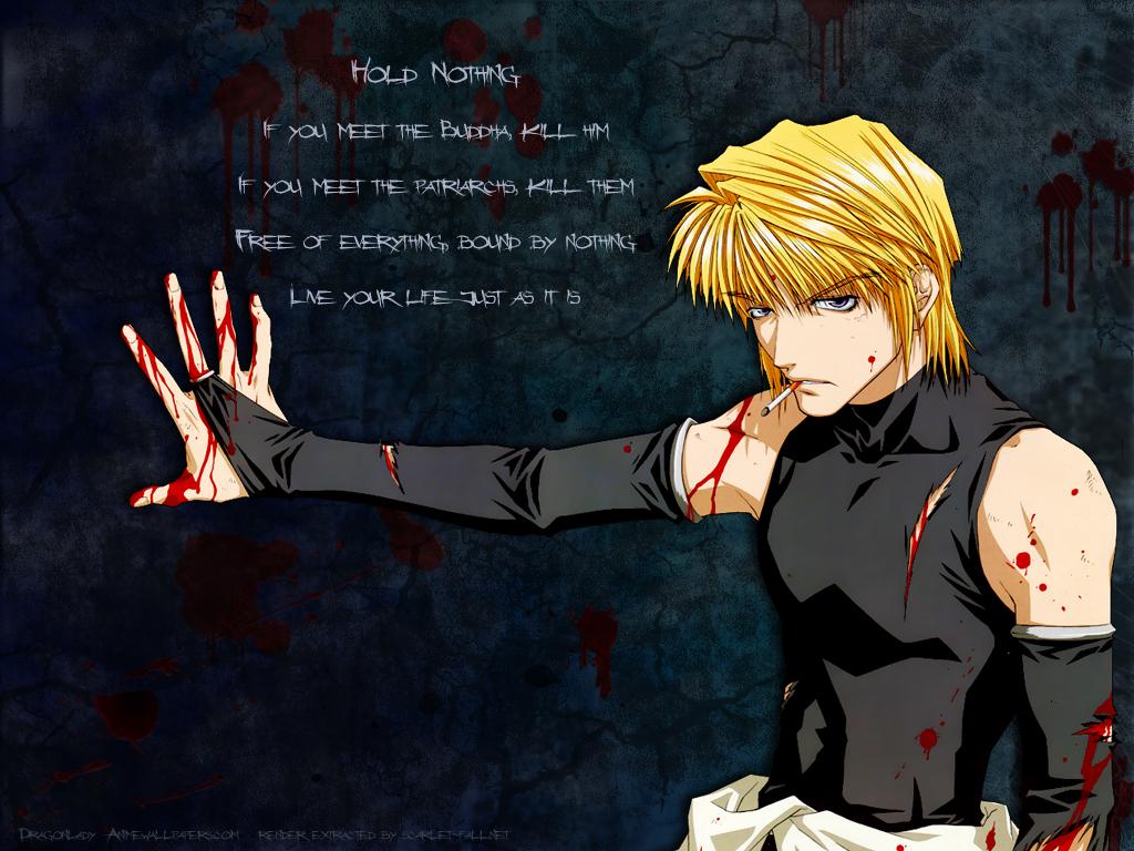 Saiyuki Anime Wallpaper # 12