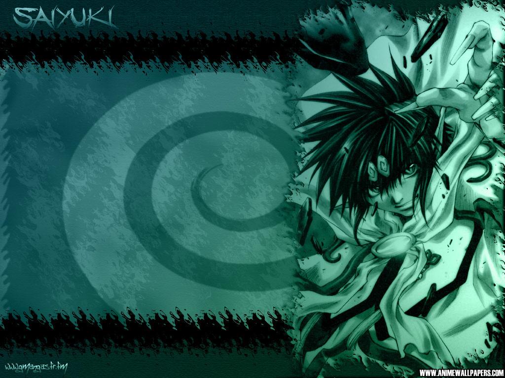 Saiyuki Anime Wallpaper # 6