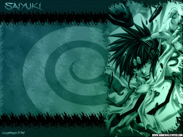 Saiyuki Anime Wallpaper #6