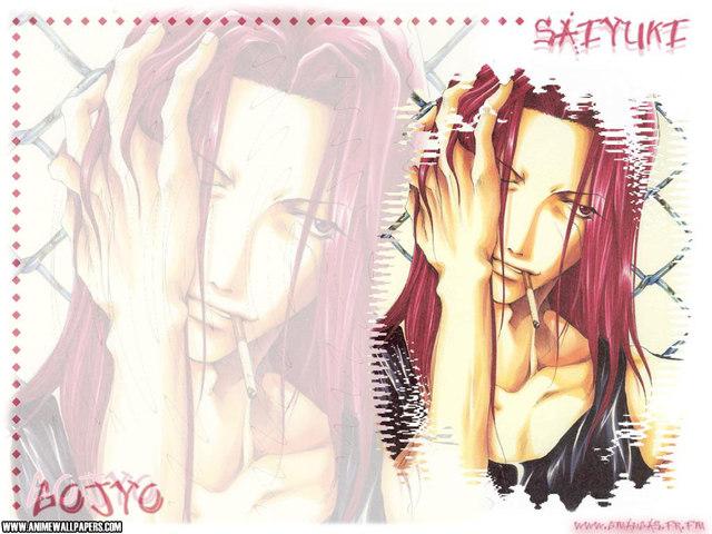 Saiyuki Anime Wallpaper #8