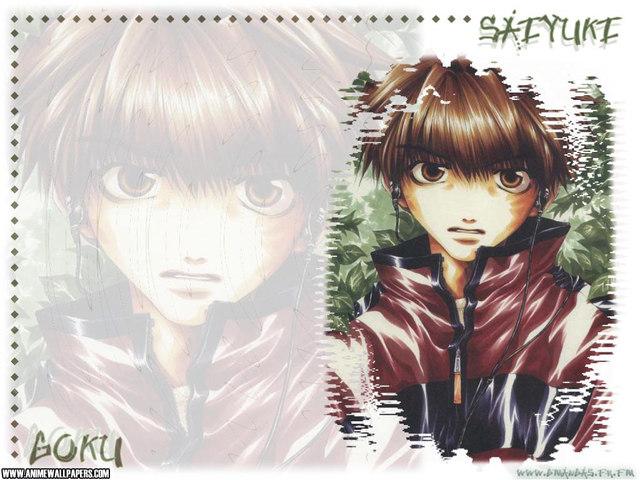 Saiyuki Anime Wallpaper #9