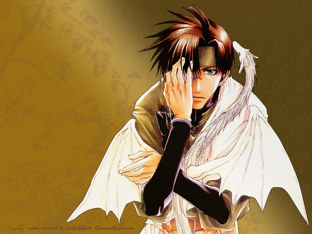 Saiyuki Anime Wallpaper # 7