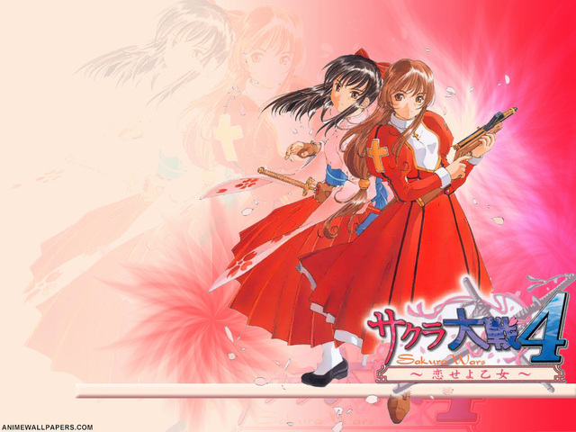 Sakura Wars Anime Wallpaper #2