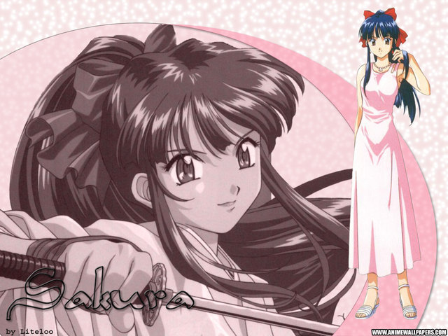 Sakura Wars Anime Wallpaper #5