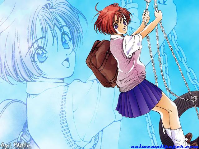 Sakura Diaries Anime Wallpaper #4