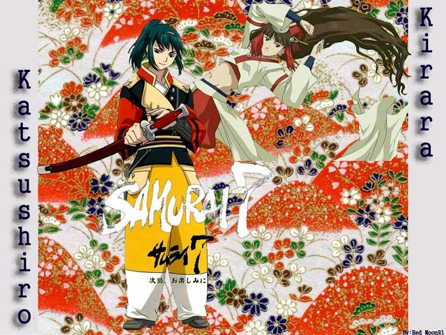 Samurai 7 Anime Wallpaper #2
