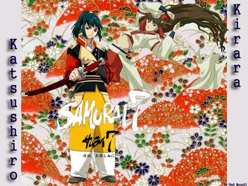 Samurai 7 Anime Wallpaper # 2
