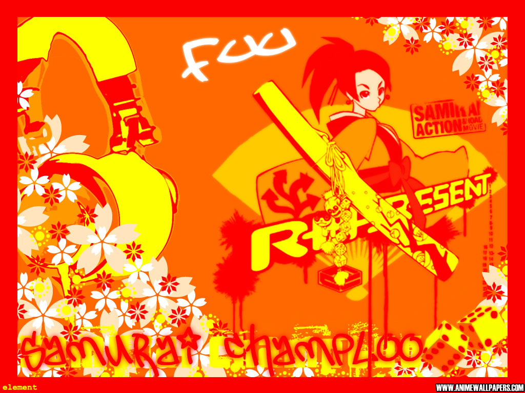 Samurai Champloo Anime Wallpaper # 12