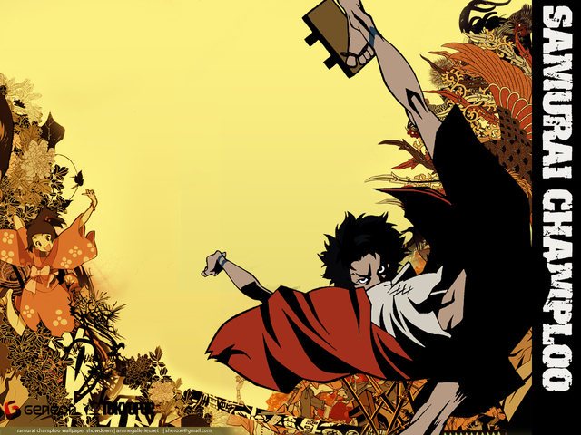 Samurai Champloo Anime Wallpaper #18