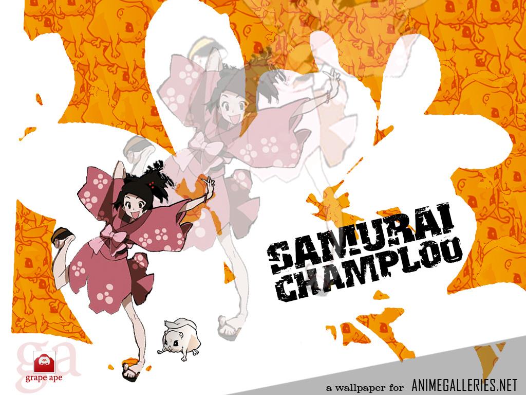 Samurai Champloo Anime Wallpaper # 20
