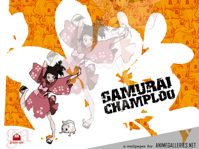 Samurai Champloo Anime Wallpaper #20