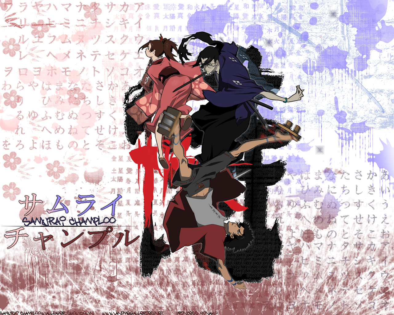 Samurai Champloo Anime Wallpaper # 27