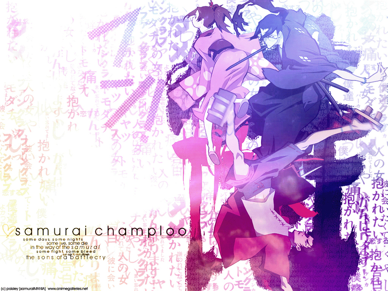 Samurai Champloo Anime Wallpaper # 28