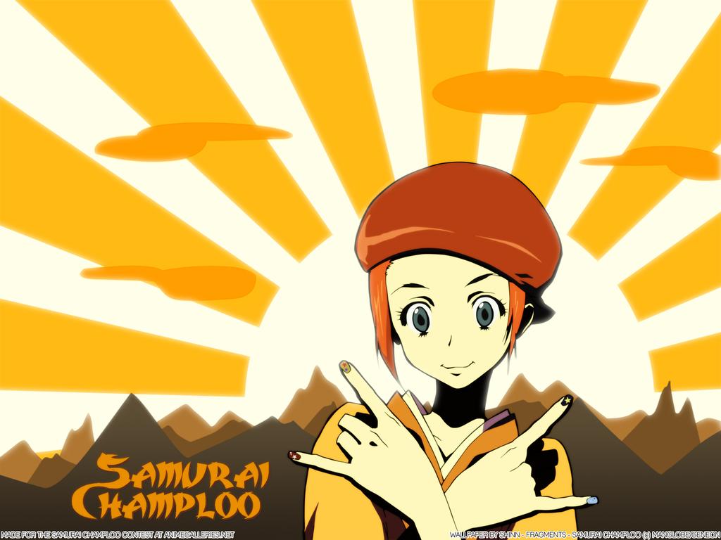 Samurai Champloo Anime Wallpaper # 29